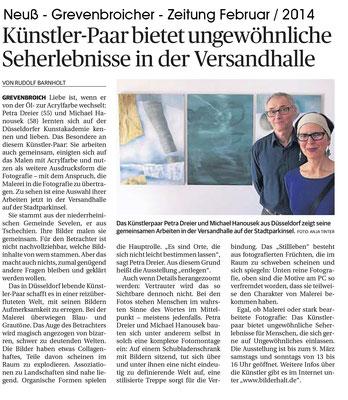 Neuß-Grevenbroicher-Zeitung, Februar 2014