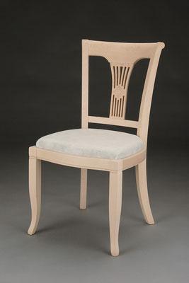 Stuhl Modell HC 810 in Buche! Maße 53 cm tief, 50 cm breit, 92 cm hoch, 50 cm Sitzhöhe