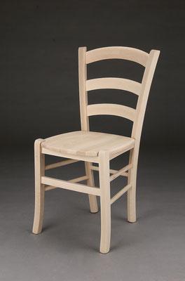 Stuhl Modell HC 220 in Buche! Maße 45 cm tief, 45 cm breit, 88 cm hoch, 47 cm Sitzhöhe