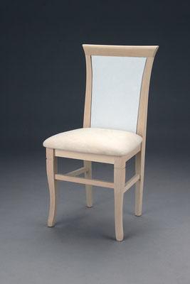 Stuhl Modell HC 510 in Buche! Maße 46 cm tief, 44 cm breit, 96 cm hoch, 51 cm Sitzhöhe