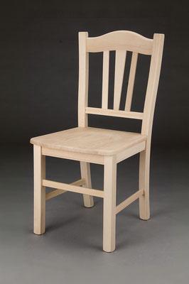 Stuhl Modell HC 381 in Buche oder Esche! Maße 51 cm tief, 46 cm breit, 95 cm hoch, 47 cm Sitzhöhe