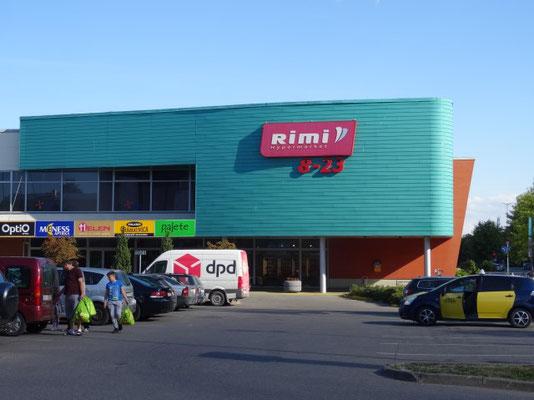 Super marché Rimi