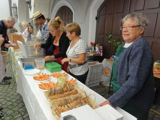 Marché Français 2012 : fruits de mer