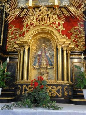 Choeur de la chapelle