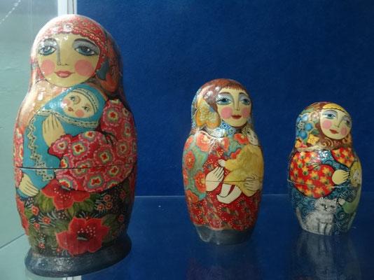 Musée du jouet Matriochkas
