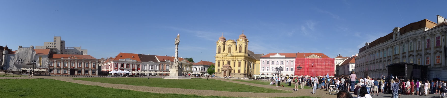 La cathédrale catholique