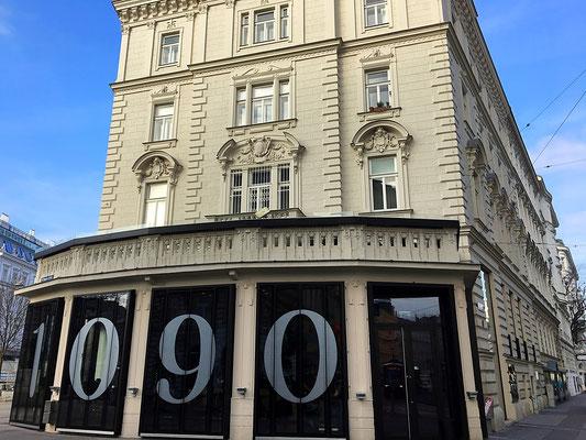 """Restaurant """"Das 1090"""""""