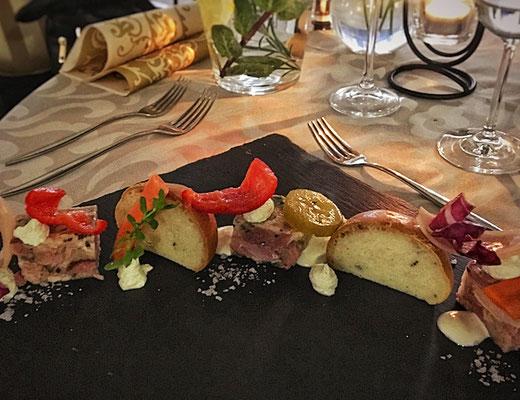 Traditional Pork Leg with pickled vegetables Restauracia pod hradom
