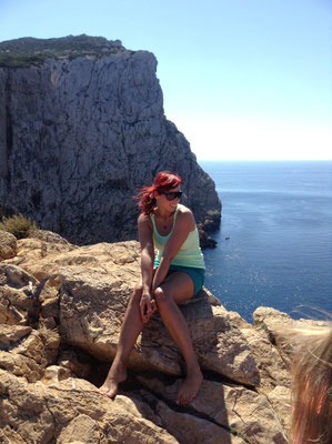 Capo Caccia and majestic view from the top