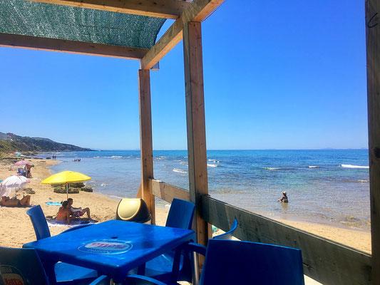 Beach Bar Chiosco Della Madonina in Lu Bagnu
