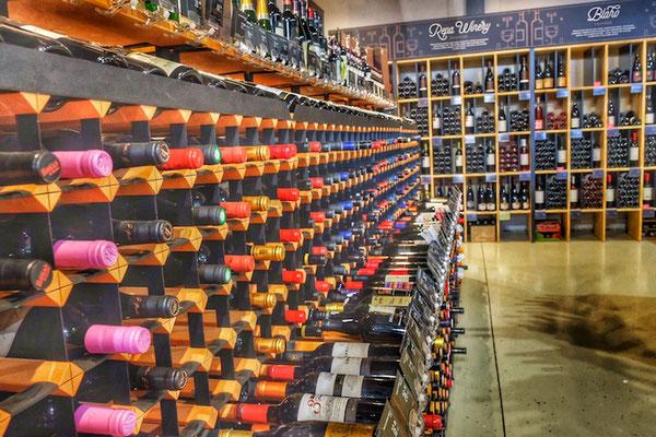 Wine department YEME