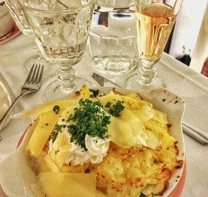 Gratin Savoyard, Beaulieu Vienna
