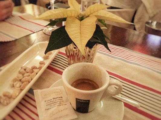 Lavazza coffee :-)