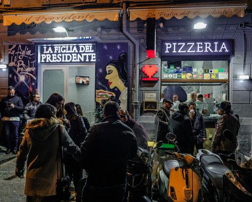 Pizzeria La Figlia del Presidente in Naples