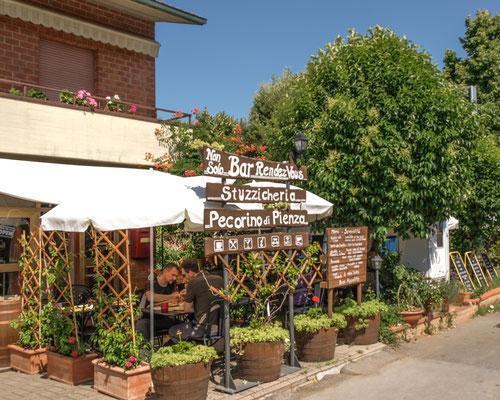 Pecorino Shop, Pienza Italy