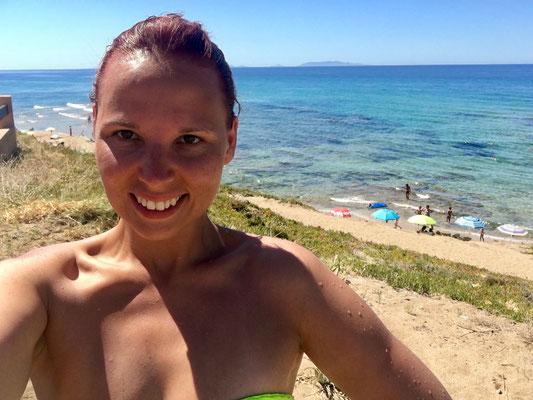 Lu Bagnu Beach