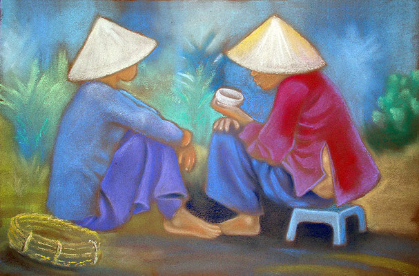 pastel vietnam