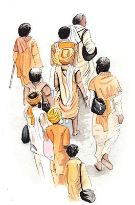 carnet de voyage inde