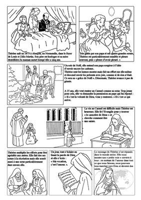 BD Sainte Thérèse de Lisieux