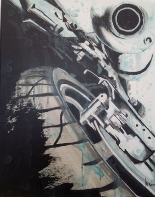Intempérie Acrylic 33x41
