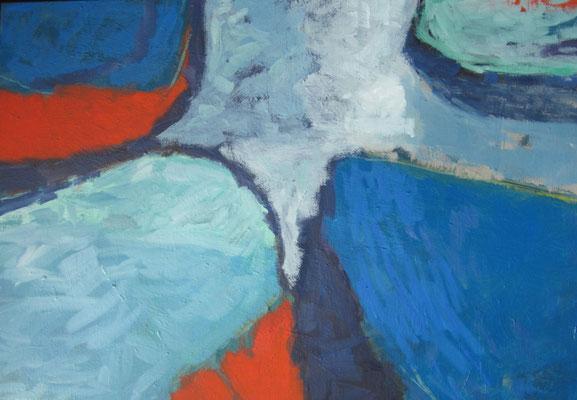 Vormen - 2007 - 75 x 110cm - oil on canvas