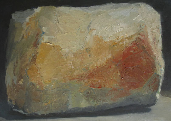 Steen - 2011 - 60 x 100cm - oil on canvas