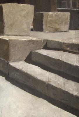Forum Romanum - 2012 - 80 x 120cm - oil on canvas