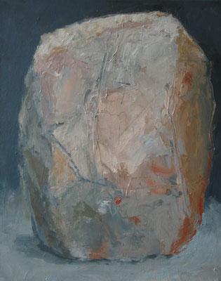 Steen uit 'Diversity' - 2010 - 40 x 50cm - oil on canvas