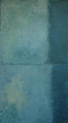 One stone carries the other - 2021 - 90x160cm - oil on canvas