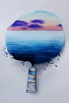 Ocean Paint