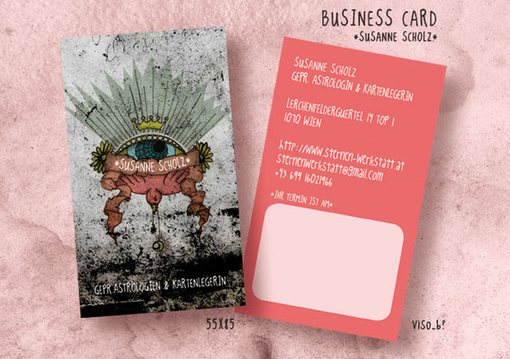 business card * version 01* 2010* by visob