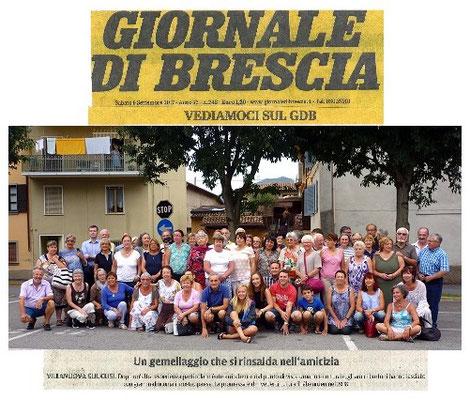 Photo du Giornale di Brescia