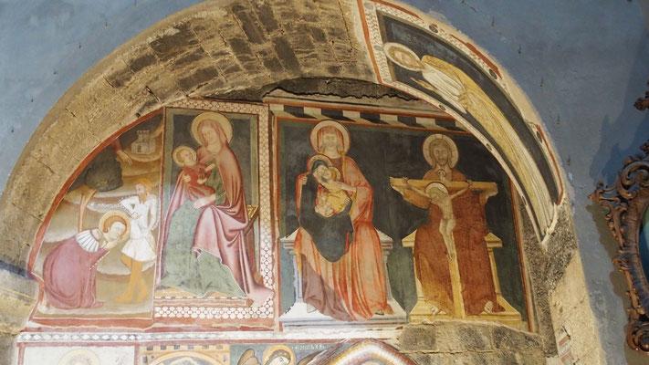 Come : Jésus sur les genoux de Marie