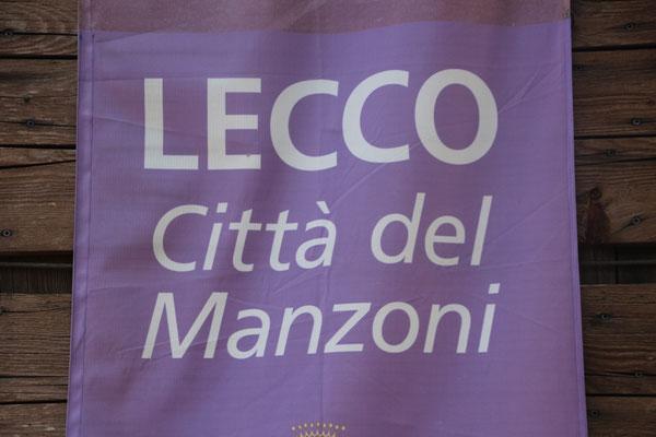 Lecco, ville de Manzoni