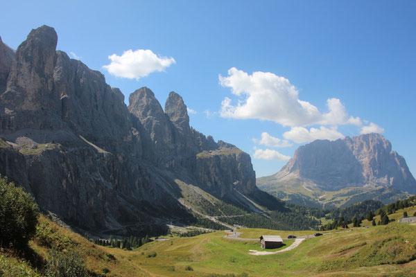 Passo Val Gardena