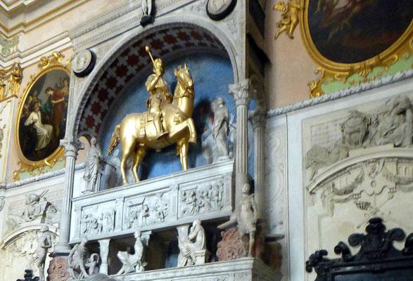 Le cavalier de Bergame