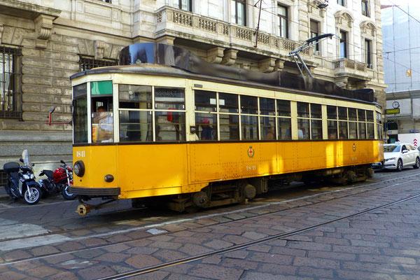 Tram de Milan