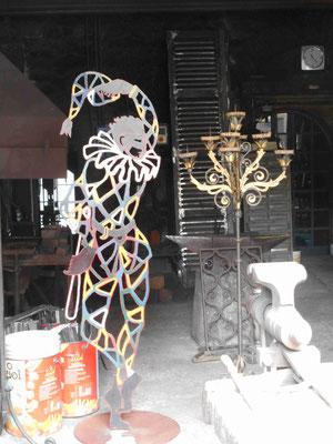 Arlequin à Bergame