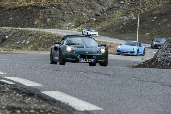 Rallye des Grandes Alpes 2020   © Elinea.fr