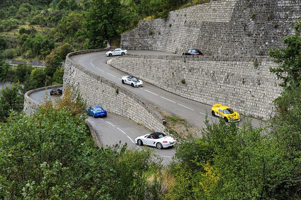 Rallye des Grandes Alpes 2020 | © Elinea.fr