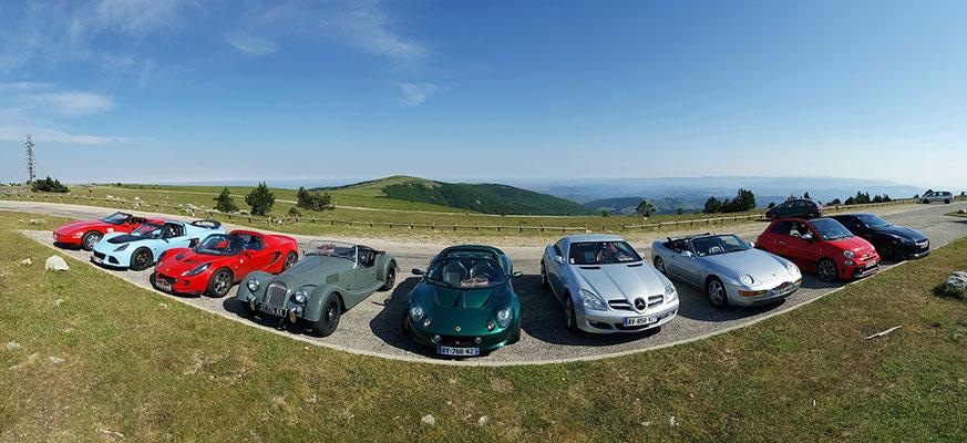 Rallye des Cévennes 2017