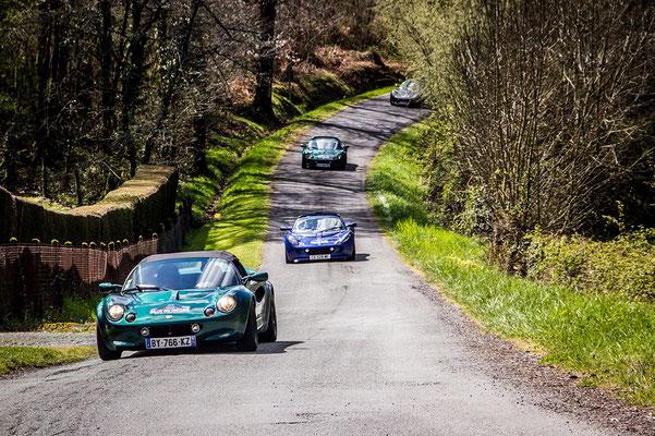 Rallye des Châteaux 2019