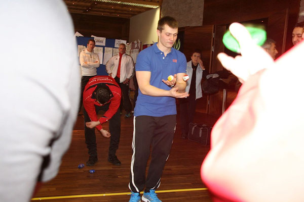 Life Kinetik Trainingsstunde