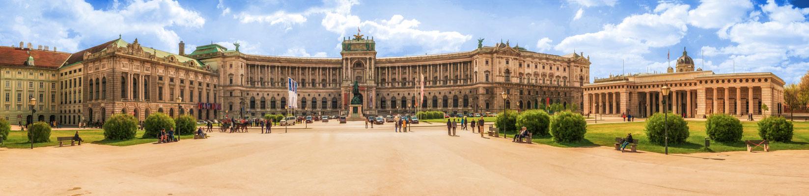 "Goldene Neue Hofburg"""