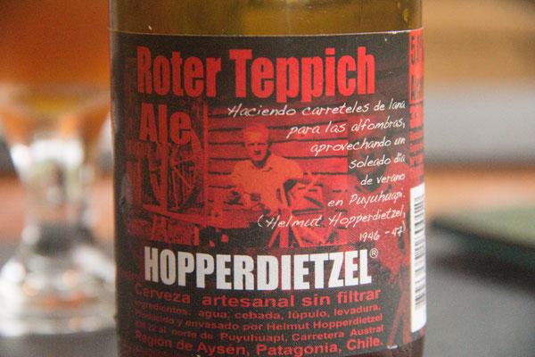 Das beste Bier meiner Reise: Hopperdietzel