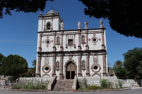 Mission in San Ignazio