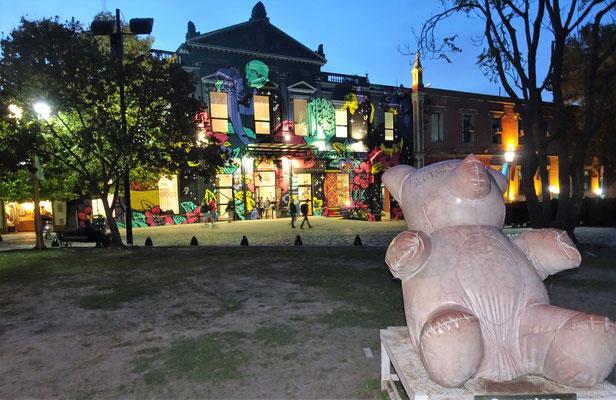 Das Kulturzentrum in Buenos Aires