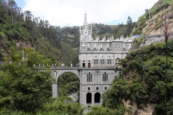 Die Kirche im Canyon