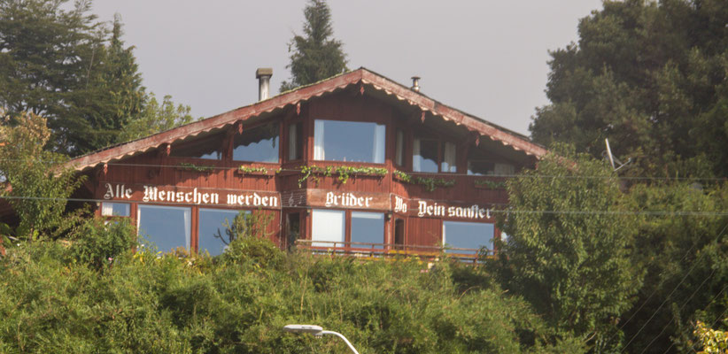 Könnte auch im Schwarzwald stehen