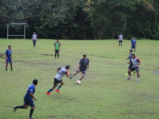 Eine Homage an meinen Freund Stefan: ich besuche weiterhin Spiele der C-Klasse - auch in Costa Rica